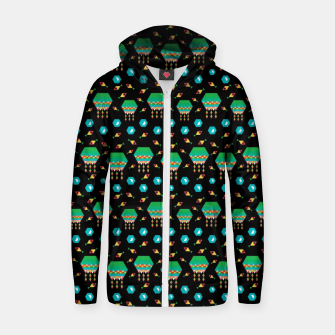 Thumbnail image of Lucys Jellyfishes – Zip up hoodie, Live Heroes
