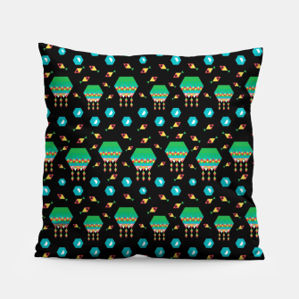 Lucys Jellyfishes – Pillow thumbnail image