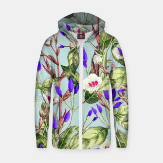 Thumbnail image of The Obsession Zip up hoodie, Live Heroes