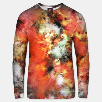 Thumbnail image of See the flames Unisex sweater, Live Heroes