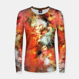 Thumbnail image of See the flames Women sweater, Live Heroes