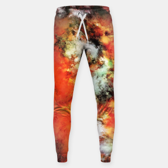 Thumbnail image of See the flames Sweatpants, Live Heroes