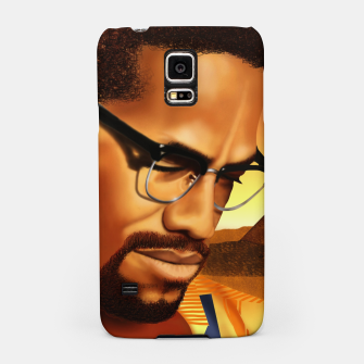 Thumbnail image of Malcolm Samsung Case, Live Heroes