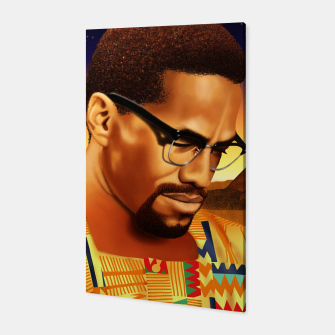 Thumbnail image of Malcolm Canvas, Live Heroes