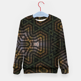 Thumbnail image of TROOC11915 Kid's sweater, Live Heroes