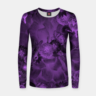 Thumbnail image of Darkness Women sweater, Live Heroes