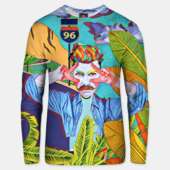 Thumbnail image of Road 96 Unisex sweater, Live Heroes