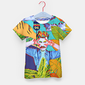 Road 96 Kid's t-shirt thumbnail image