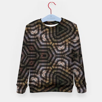 Thumbnail image of TROOC12158 Kid's sweater, Live Heroes