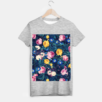 Miniatur Rose Garden T-shirt regular, Live Heroes