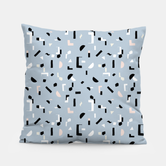 Miniatur Silent Shapes Pillow, Live Heroes