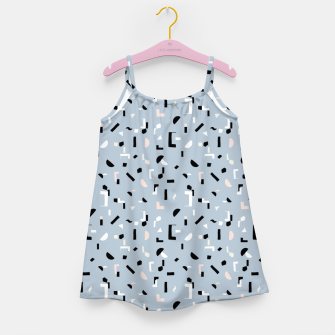 Miniatur Silent Shapes Girl's dress, Live Heroes