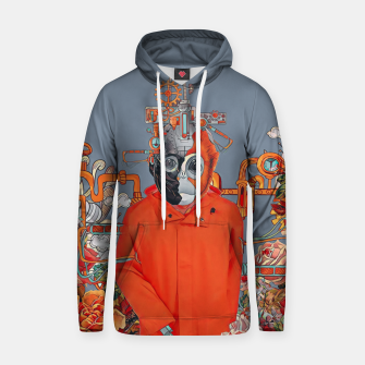 Thumbnail image of Flower power Hoodie, Live Heroes