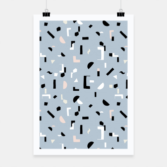 Miniatur Silent Shapes Poster, Live Heroes