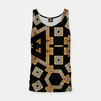 Thumbnail image of AM55-1230213134 Tank Top, Live Heroes