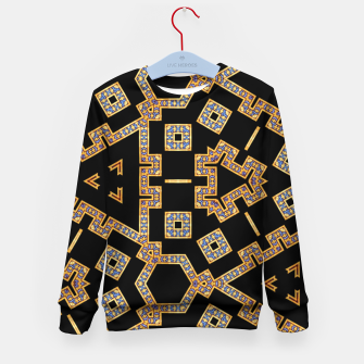 Thumbnail image of AM55-1230213134 Kid's sweater, Live Heroes