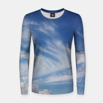 Miniaturka Clouds ..!  Women sweater, Live Heroes