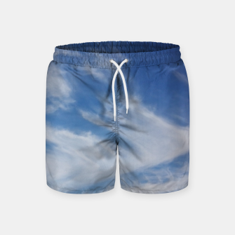 Miniaturka Clouds ..!  Swim Shorts, Live Heroes