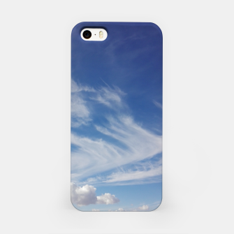 Miniaturka Clouds ..!  iPhone Case, Live Heroes
