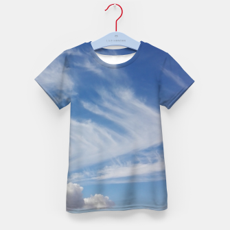 Miniaturka Clouds ..!  Kid's t-shirt, Live Heroes