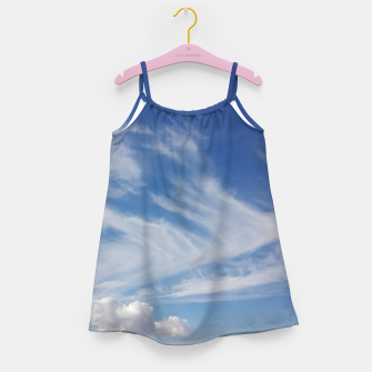 Miniaturka Clouds ..!  Girl's dress, Live Heroes