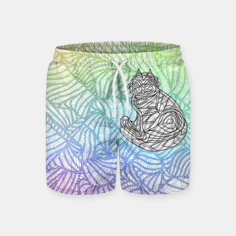 Thumbnail image of cat Swim Shorts, Live Heroes