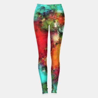 Thumbnail image of Between the rivers Leggings, Live Heroes