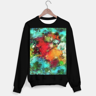 Thumbnail image of Between the rivers Sweater regular, Live Heroes
