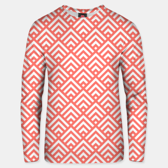 Thumbnail image of Living Coral Pattern II Unisex sweater, Live Heroes