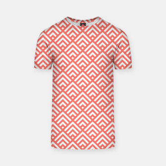Thumbnail image of Living Coral Pattern II T-shirt, Live Heroes