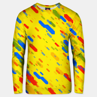 Thumbnail image of Diamonds Flat Color - 01 Unisex sweater, Live Heroes