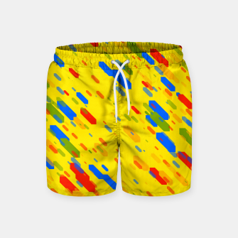 Thumbnail image of Diamonds Flat Color - 01 Swim Shorts, Live Heroes