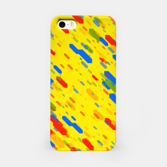 Thumbnail image of Diamonds Flat Color - 01 iPhone Case, Live Heroes