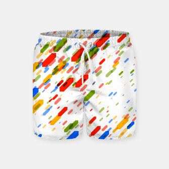 Thumbnail image of Diamonds Flat Color - 02 Swim Shorts, Live Heroes