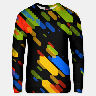 Thumbnail image of Diamonds Flat Color - 03 Unisex sweater, Live Heroes
