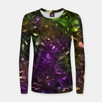 Thumbnail image of Christalline Rainbow Color - 01 Women sweater, Live Heroes