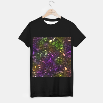 Thumbnail image of Christalline Rainbow Color - 01 T-shirt regular, Live Heroes