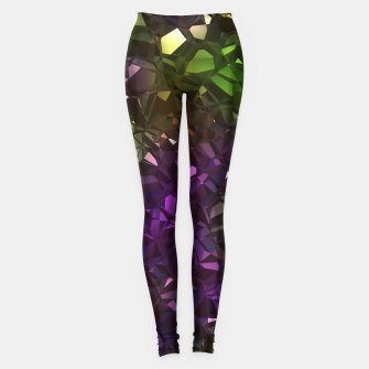 Thumbnail image of Christalline Rainbow Color - 01 Leggings, Live Heroes