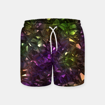Thumbnail image of Christalline Rainbow Color - 01 Swim Shorts, Live Heroes