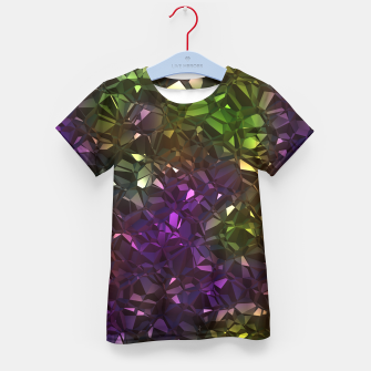 Thumbnail image of Christalline Rainbow Color - 01 Kid's t-shirt, Live Heroes