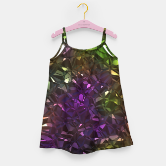 Thumbnail image of Christalline Rainbow Color - 01 Girl's dress, Live Heroes
