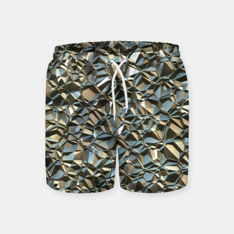 Thumbnail image of Christalline Rainbow Color - 06 Swim Shorts, Live Heroes