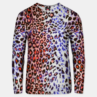 Thumbnail image of Leopard abstract Sudadera unisex, Live Heroes