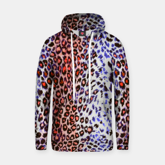 Thumbnail image of Leopard abstract Sudadera con capucha, Live Heroes