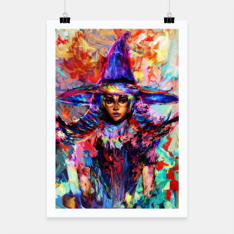Miniaturka sailor witch Poster, Live Heroes