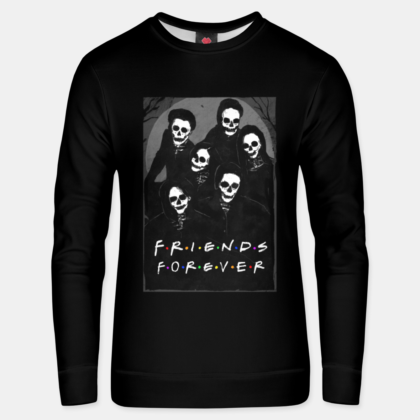 Image of Friends Forever Unisex sweater - Live Heroes