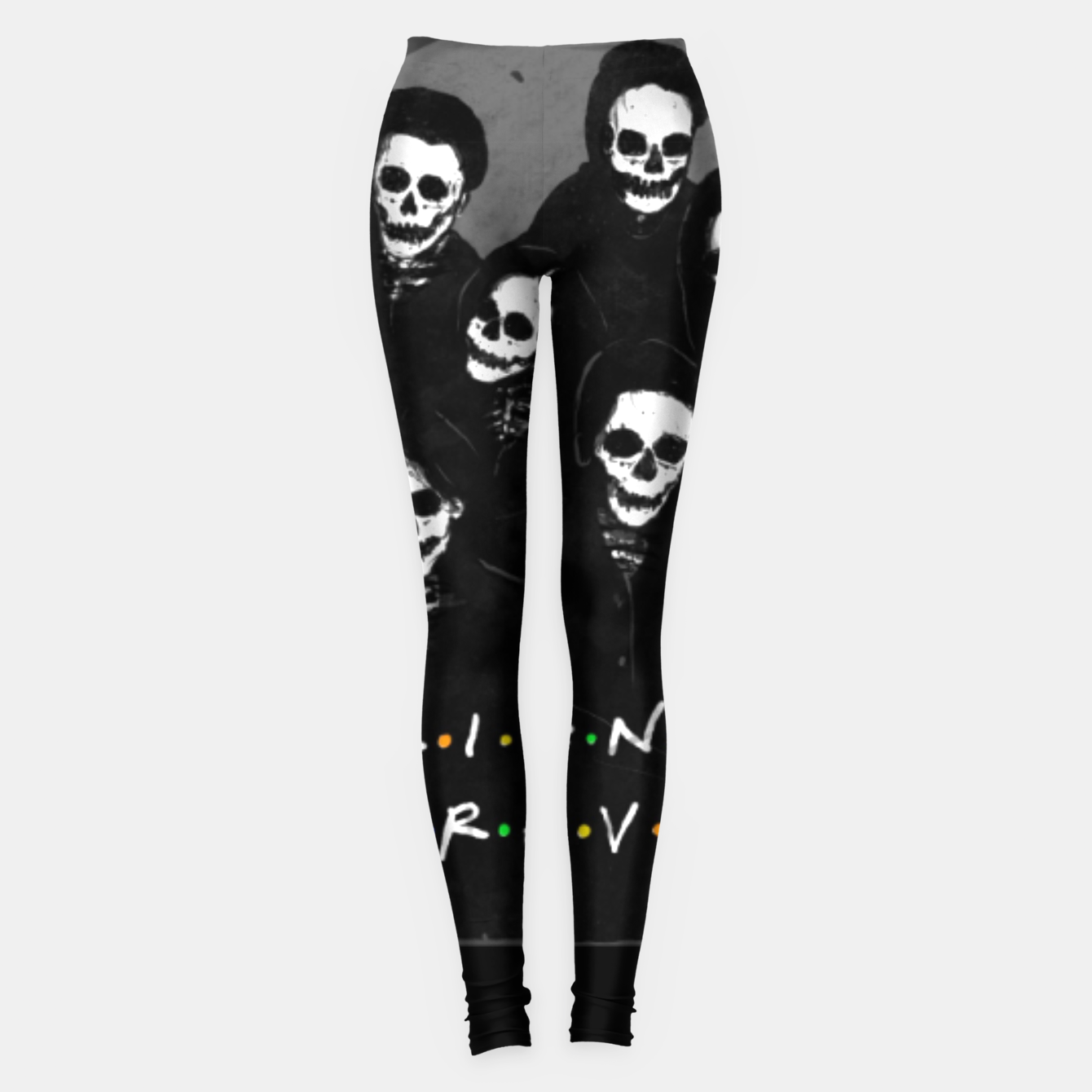 Image of Friends Forever Leggings - Live Heroes