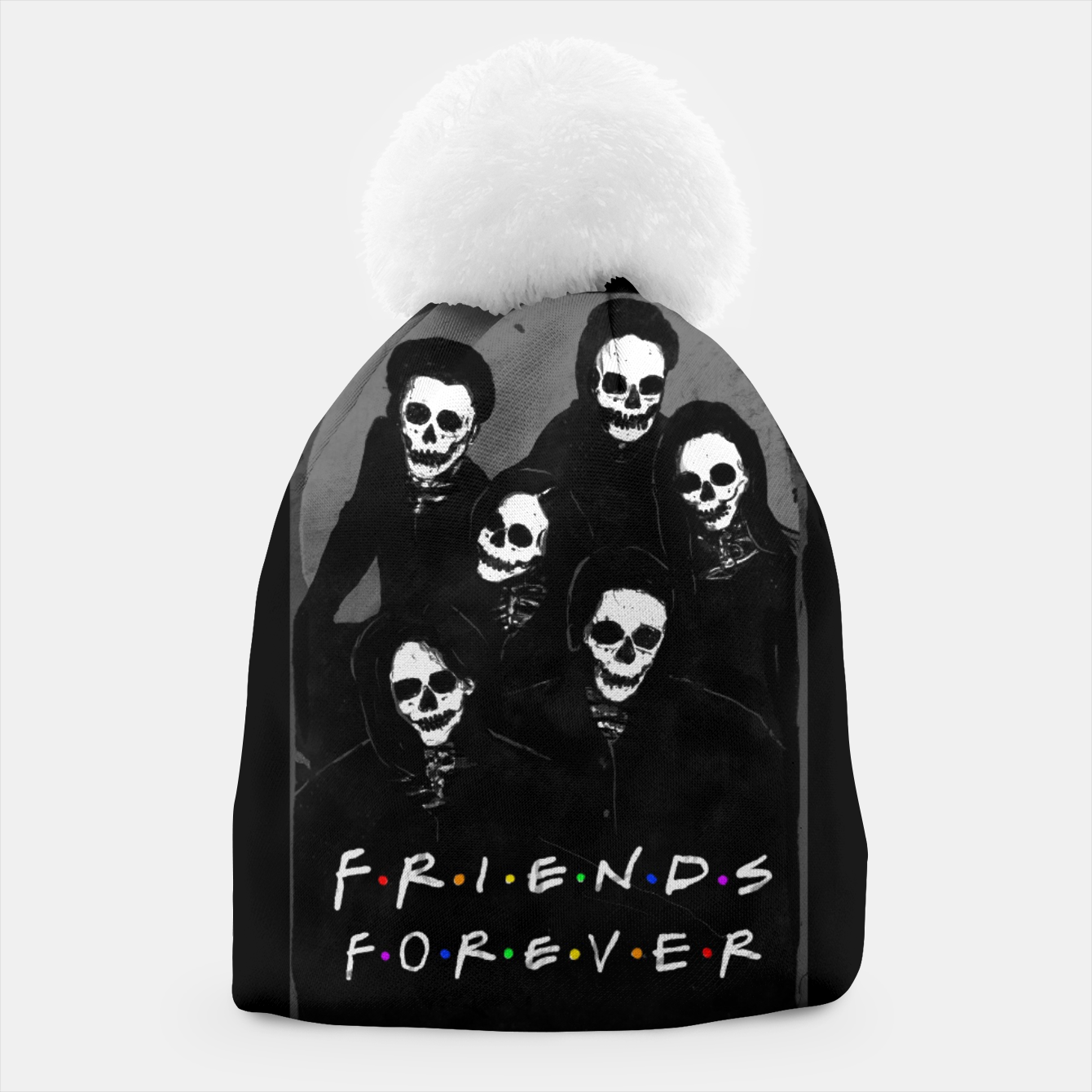 Image of Friends Forever Beanie - Live Heroes