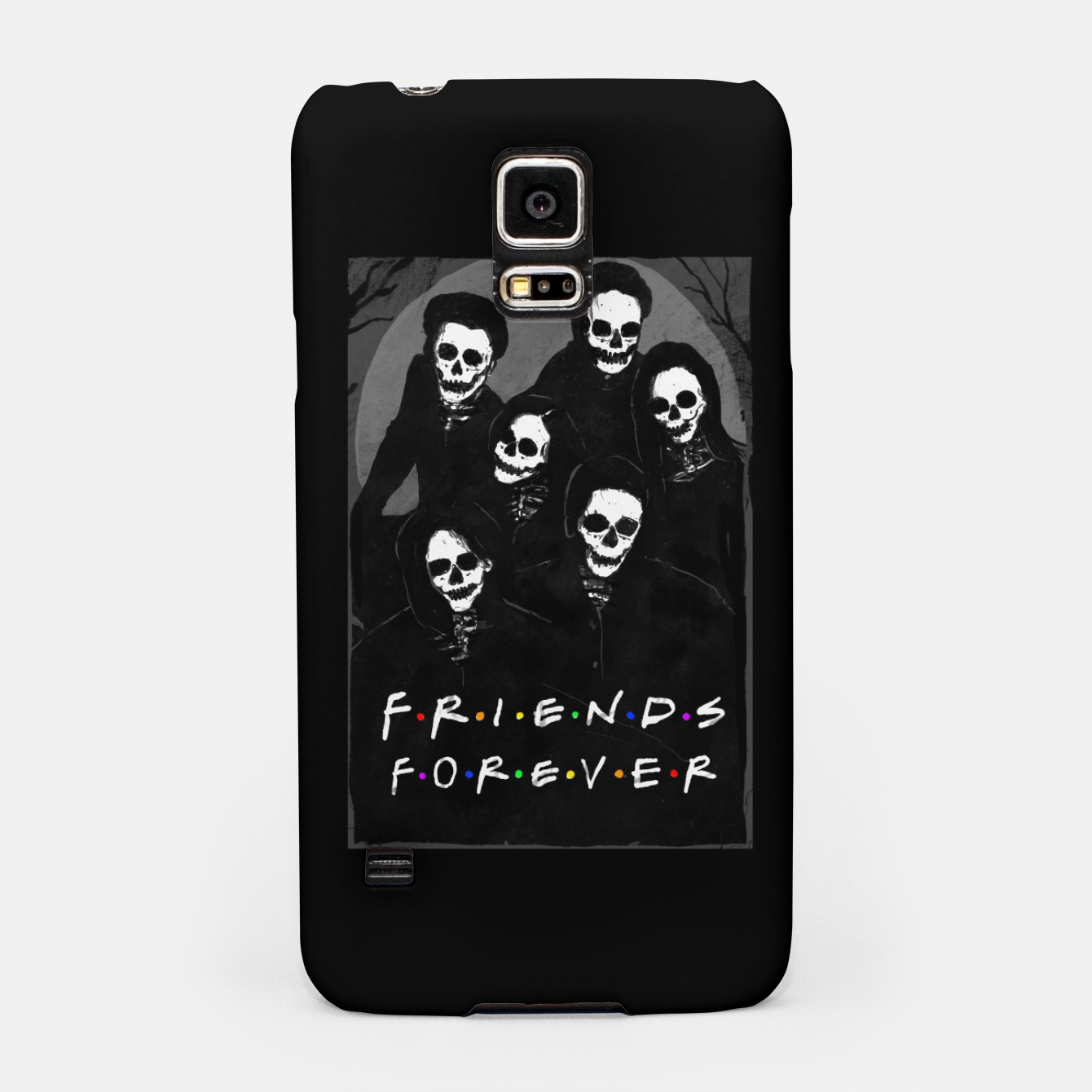 Image of Friends Forever Samsung Case - Live Heroes