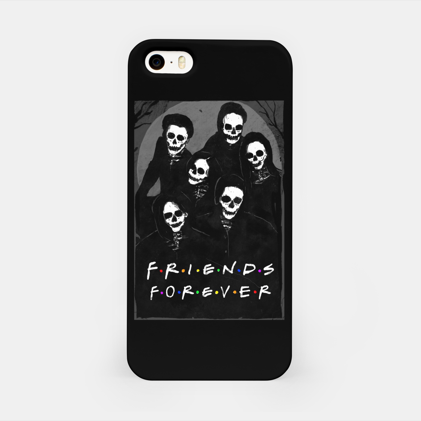 Image of Friends Forever iPhone Case - Live Heroes